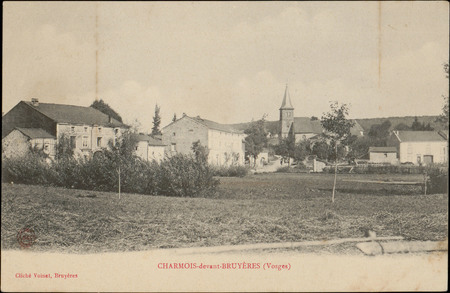 Charmois-devant-Bruyères (Vosges)