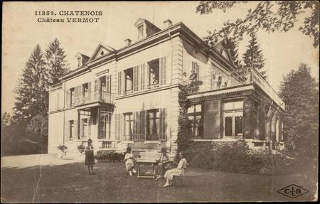 Châtenois, Château Vermot