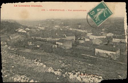 Gémonville, Vue panoramique