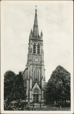 [Mattaincourt, La Basilique Saint-Pierre-Fourier]