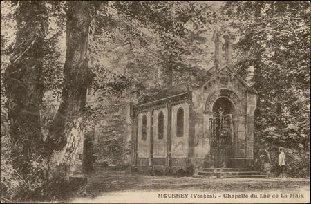 Moussey (Vosges), Chapelle du Lac de La Maix