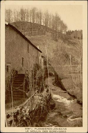 Plombières-les-Bains, Le Moulin des Ecrevisses