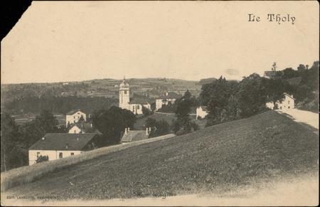 Le Tholy, L'Église