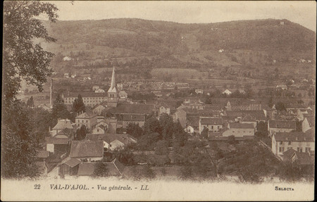 Val-d'Ajol, Vue générale