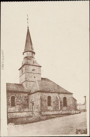[Vrécourt, L'Église]