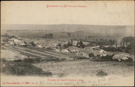 Domrémy-la-Pucelle (Vosges), Village où naquit Jeanne d'Arc