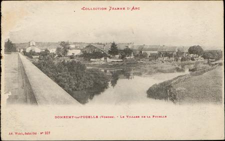 Domrémy-la-Pucelle (Vosges), Le Village de la Pucelle