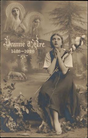 Jeanne d'Arc 1429-1929