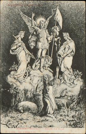 Domrémy (Basilique), Groupe par Allar