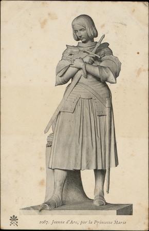 Jeanne d'Arc, par la Princesse Marie