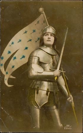 [Jeanne d'Arc]