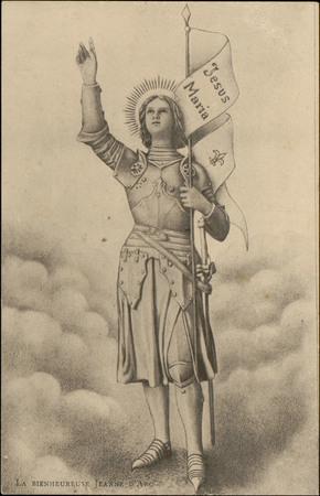 La Bienheureuse Jeanne d'Arc