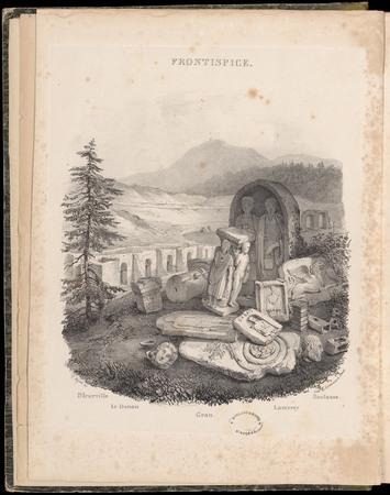 Mémoire sur quelques Antiquités remarquables du département des Vosges