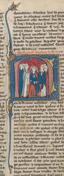 Couronnement de Baudouin III