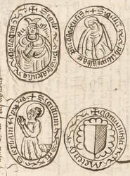 Quatre sceaux
