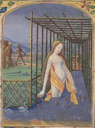 Bethsabée au bain