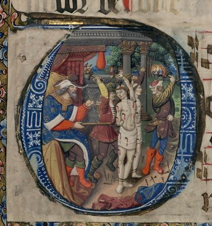 Saint Ferréol et Saint Ferjeux