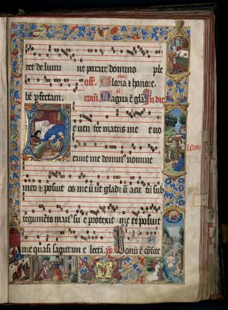 Naissance de Saint Jean Baptiste