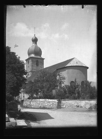 Bertrimoutier - L'église