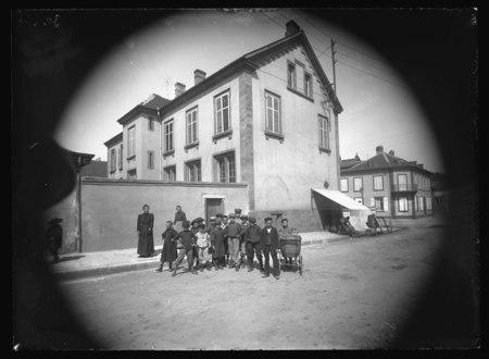 Saint-Dié - Collège de jeunes filles Jules Ferry