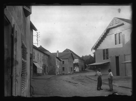 Ban de Laveline - Centre du village