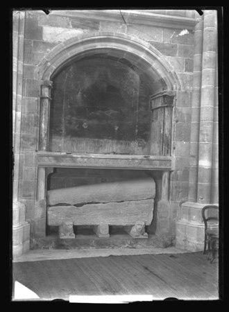 Saint-Dié - Cercueil de Déodat