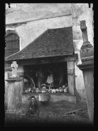 Mandray - L'ossuaire