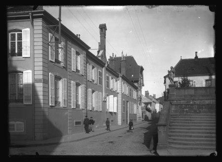 Saint-Dié - Rue du Nord