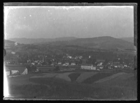 Saulcy sur Meurthe - Vue générale
