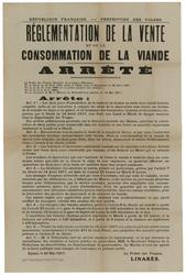 République française. Préfecture des Vosges. Réglementation de la vente et…