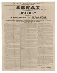 République française... Sénat, extrait du procès-verbal de la séance du sa…