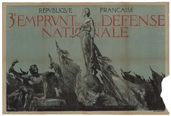 République française 3ème emprunt de la défense nationale