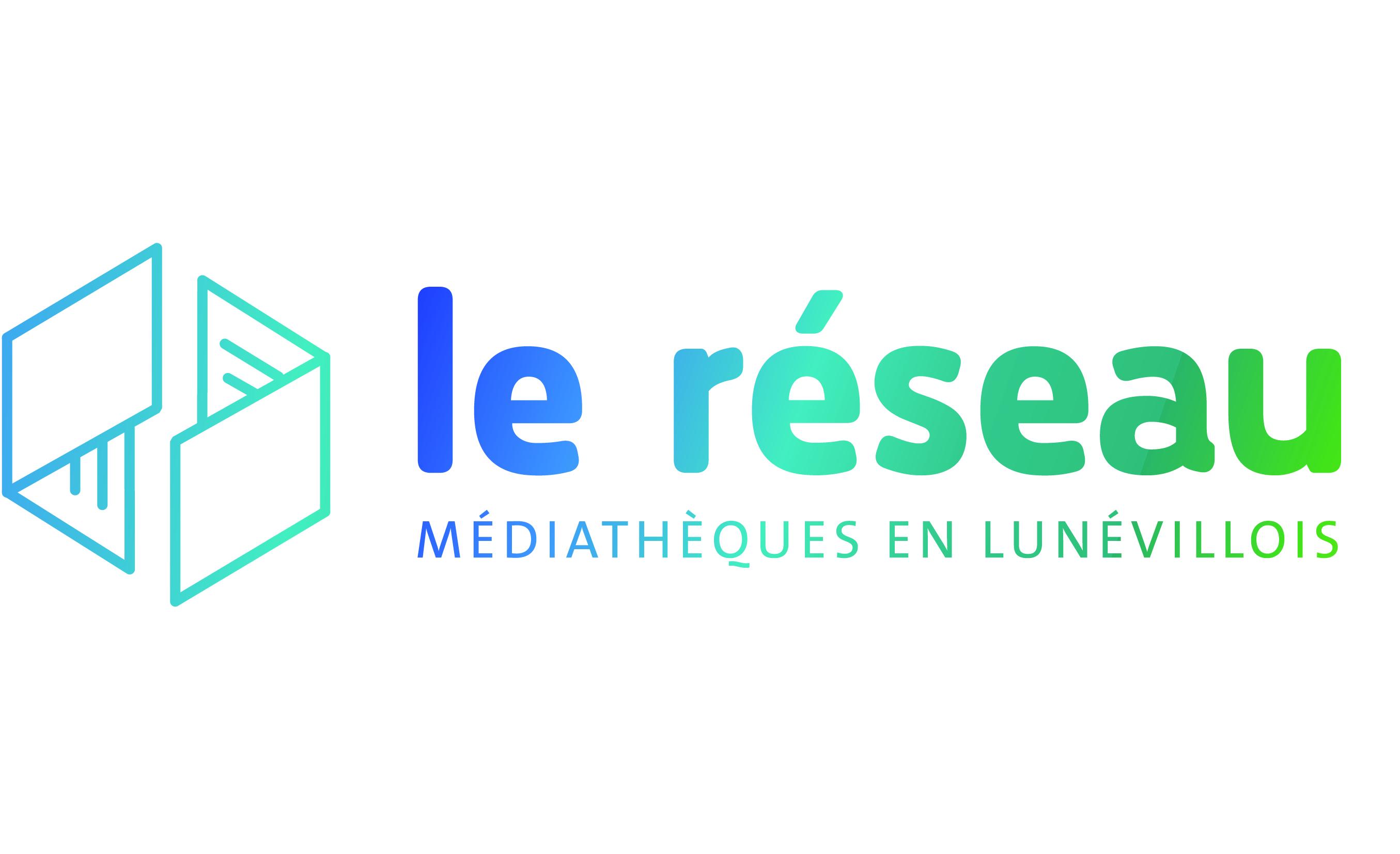 Logo de Médiathèques du Lunévillois