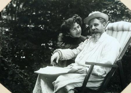 Jane et Louis Majorelle