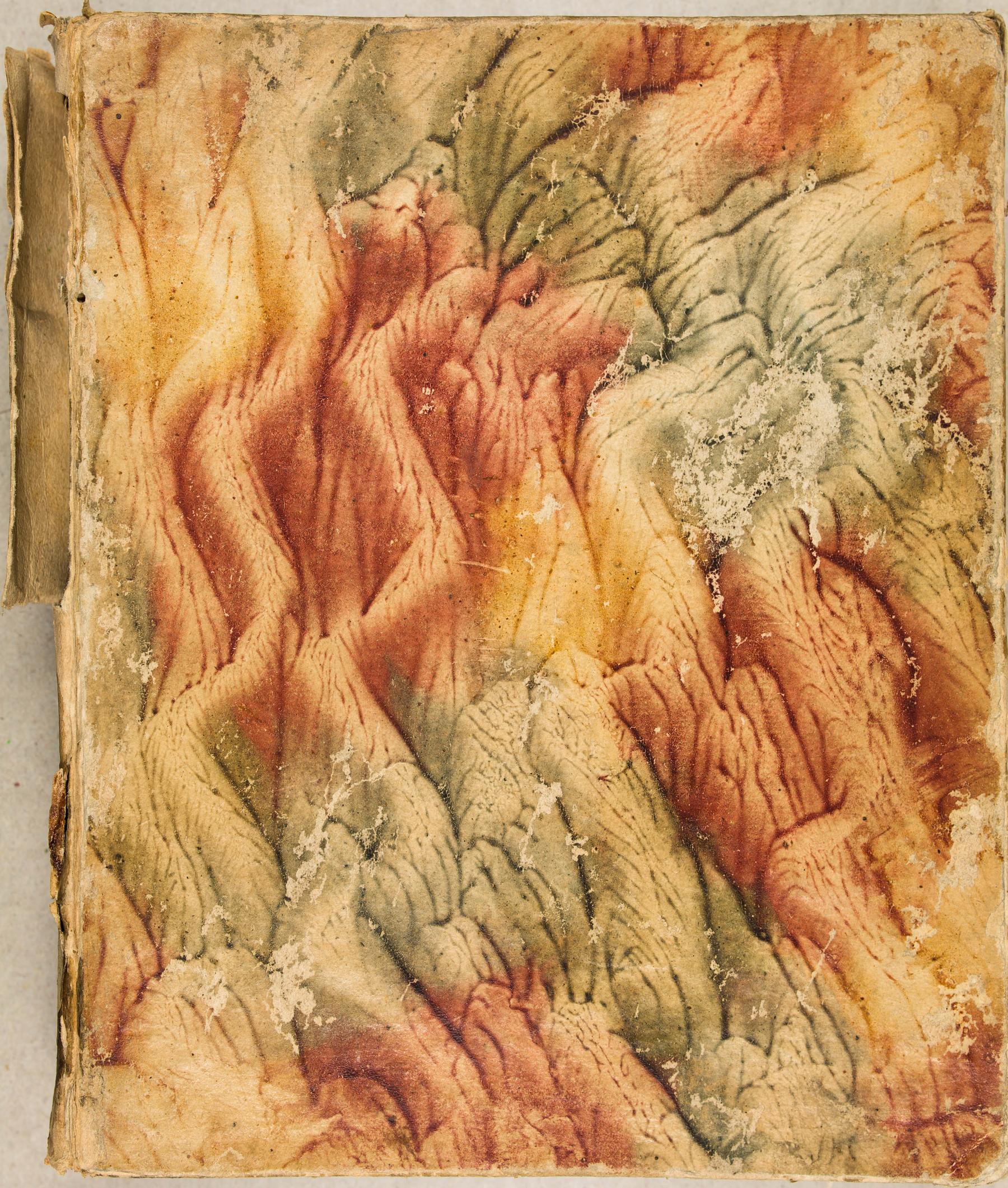 Contenu du Papier décoré à la colle