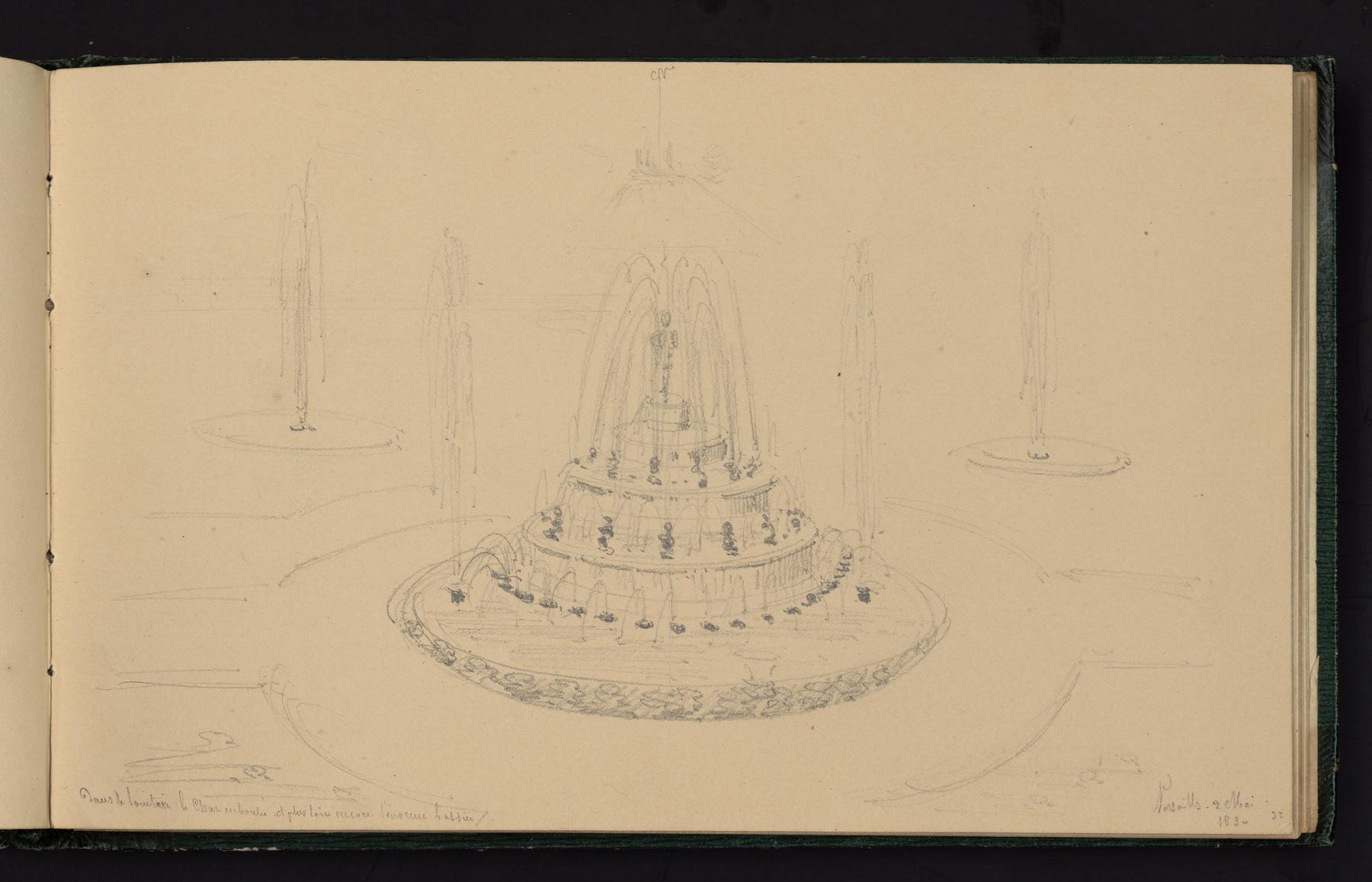 Contenu du Versailles