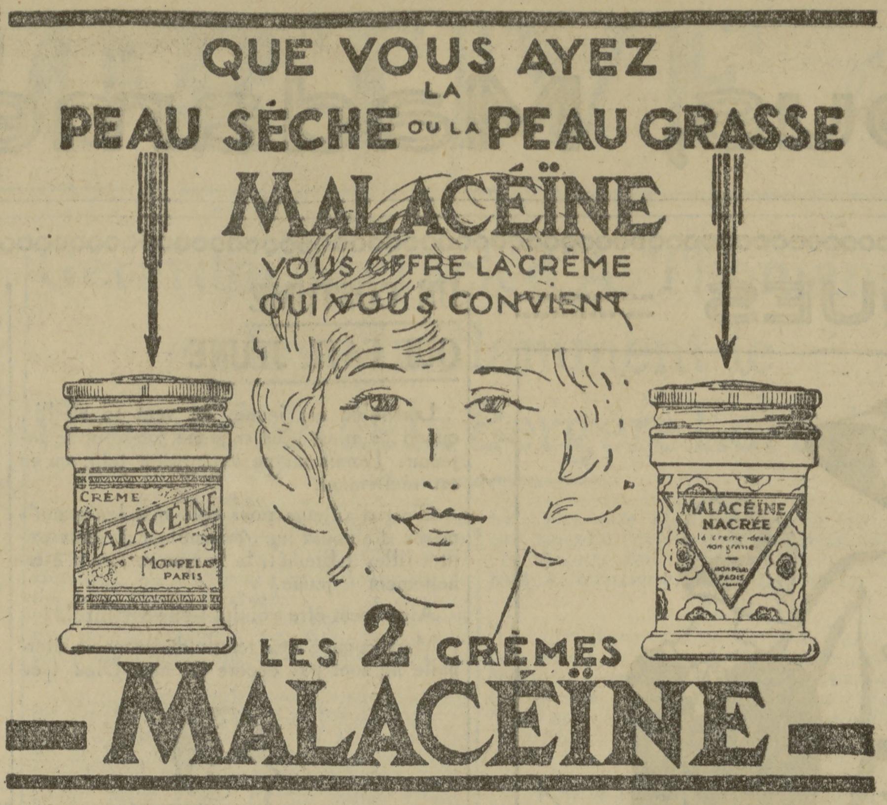 Contenu du Malacéïne