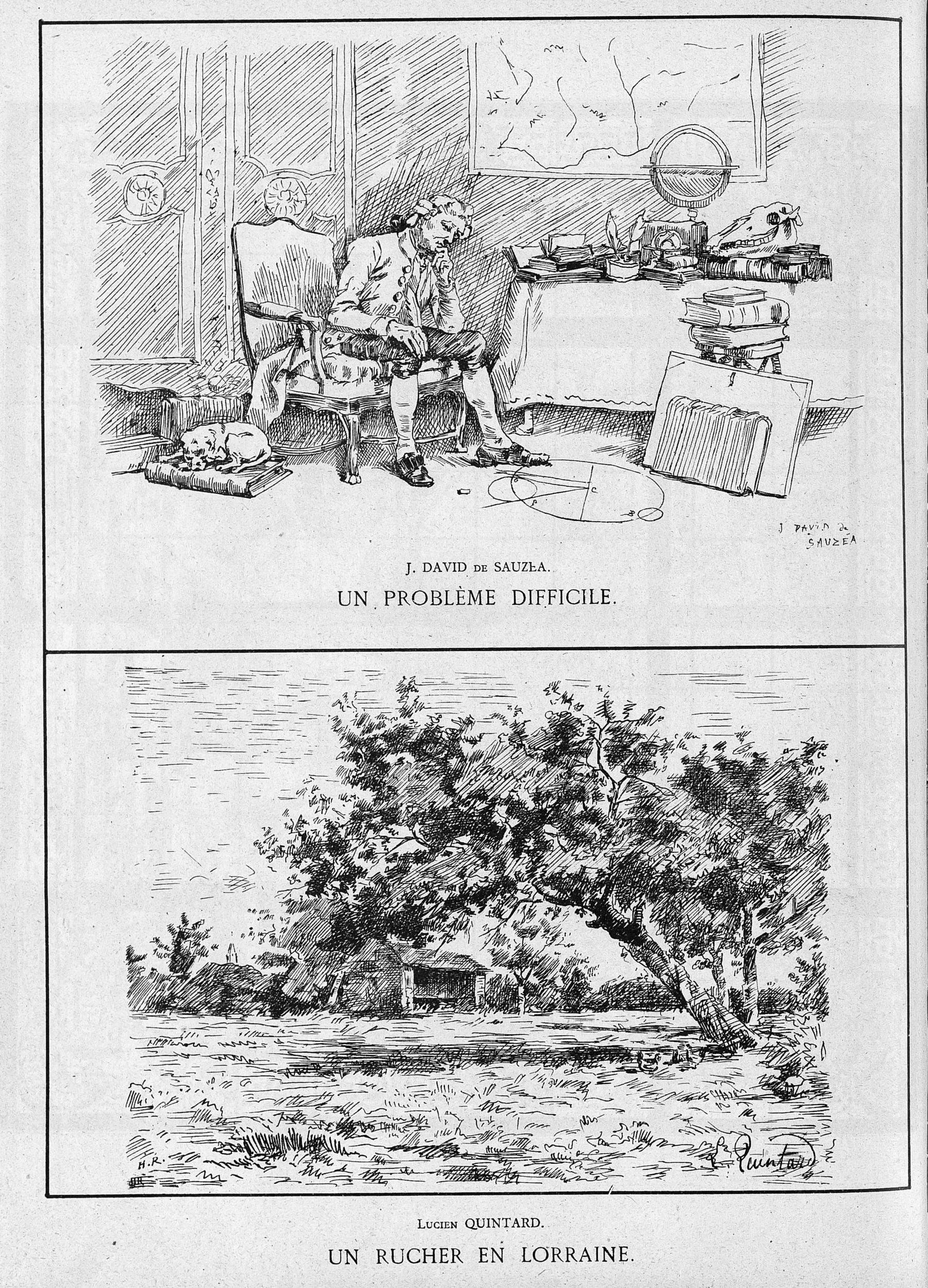 Contenu du Un rucher en Lorraine