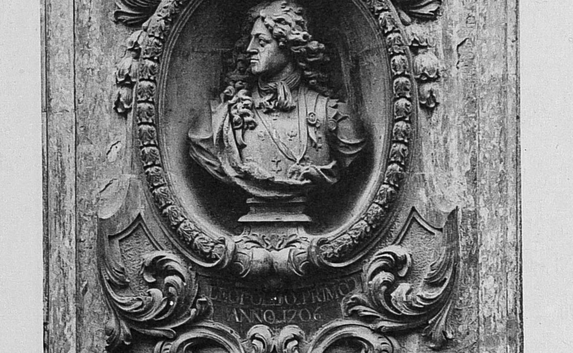 Contenu du Buste de Léopold, duc de Lorraine