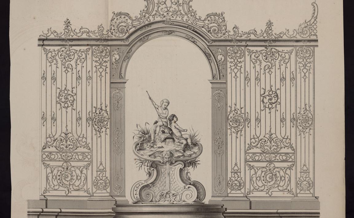 Contenu du Nancy - Fontaine de la place Stanislas