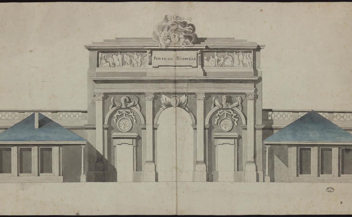 Contenu du Porte de Stainville