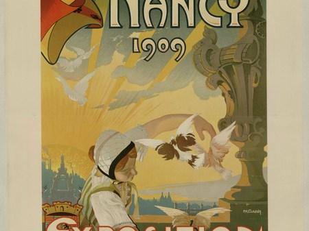 Contenu du Nancy 1909 : l'exposition internationale de l'Est de la France