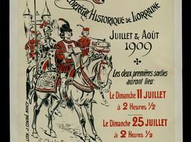 Contenu du L'histoire de la Lorraine dans les rues de Nancy