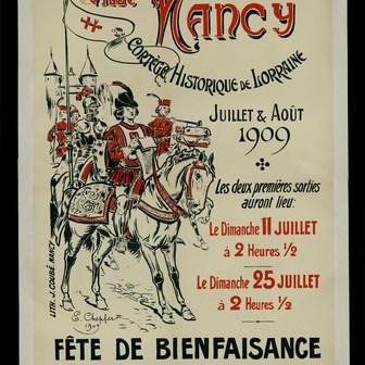 L'histoire de la Lorraine dans les rues de Nancy