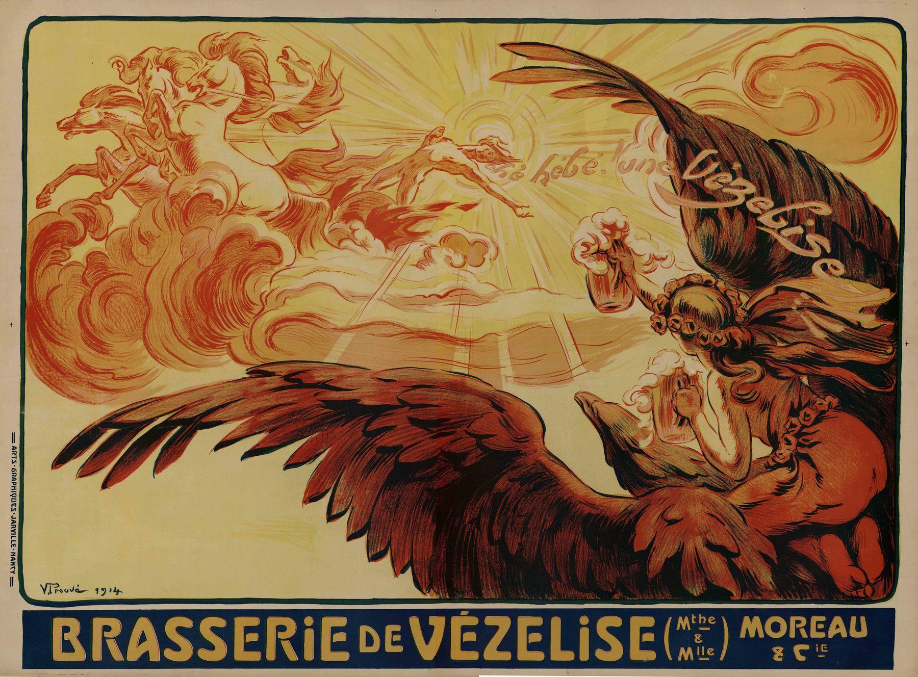 Contenu du Brasserie de Vézelise Moreau & Cie