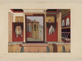 Contenu du Pompéi par Prosper Morey