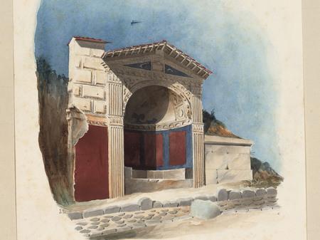 Contenu du Prosper Morey, architecte : de Nancy à Pompéi