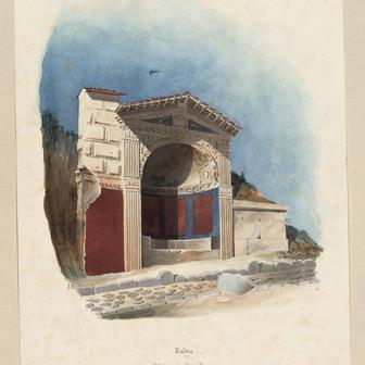 Prosper Morey, architecte : de Nancy à Pompéi