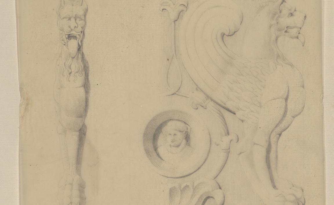 Contenu du Pompeia, table dans la maison de Méléagre