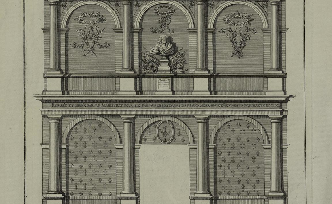 Contenu du La porte Saint Nicolas